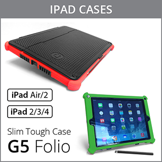 Rugged iPad Case For School