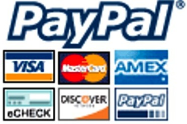 web to print PayPal e-commerce payment option